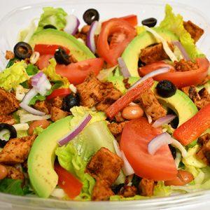 Baja Chicken Salad