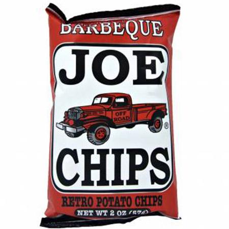 Joe BBQ Chips