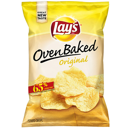 Lays Oven Baked Classic