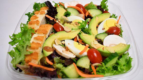 Spring Veggie Salad